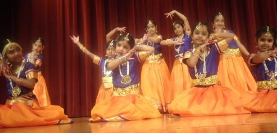 natta adavu in bharatanatyam